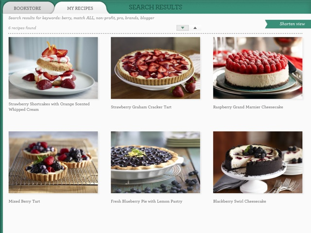 Cookbook cafe make your own cookbook with bakespaces cookbook cafe anyone can publish market and sell their own cookbook as both a web based ebook and ipad app without the need to hire an forumfinder Gallery